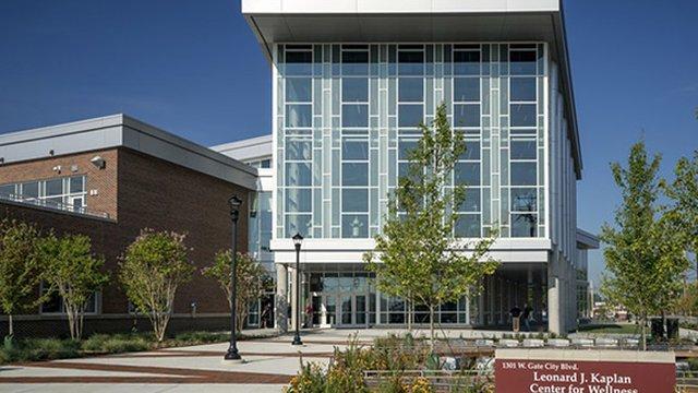 UNC-Greensboro wellness centers earn LEED gold