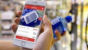 New York company debuts pure mobile-only grocery checkout