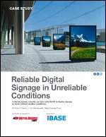 Reliable Digital Signage in Unreliable Conditions