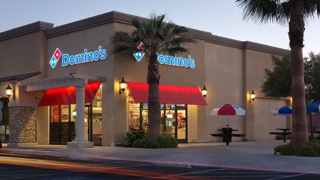 Domino's Pizza continues Wall Street climb