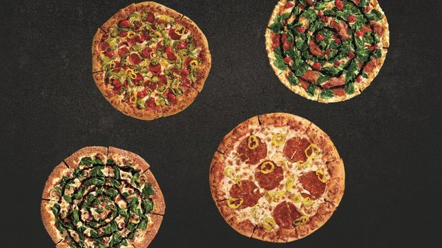 2014 on the menu: Specialty pizzas and menu overhauls