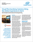 Visual Merchandising Solutions Bring the Online Experience In-Store