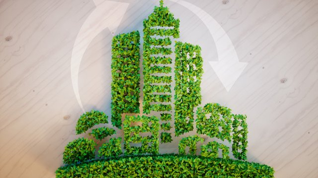 U.S. cities taking lead in green building