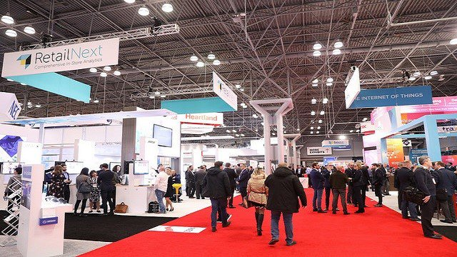 Let's get 'phygital': Changing trends of cash payment solutions in retail at NRF 2018