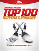 2015 Fast Casual Top 100