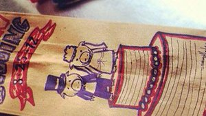 Which Wich bag art chronicles passions, life of Atlanta-area artist