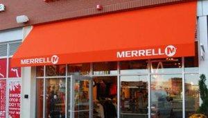 Active Wear Retailer Merrell Store Design