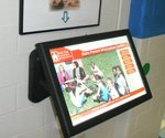 School district unifies communications with digital signage kiosks