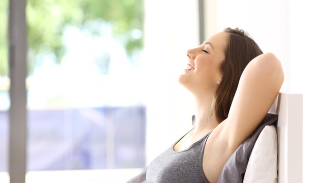 Bedroom CO2 levels impact restful sleep