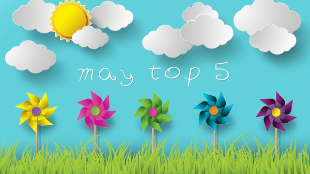 ATM Marketplace: May Top 5