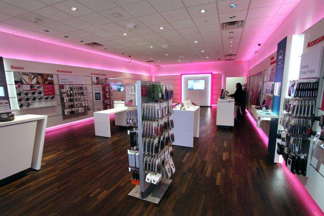 T-Mobile Global Design Concept redesign | Retail Customer Experience