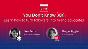 Jack in the Box exec to share social media strategies during free webinar