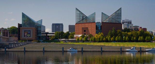 Tennessee aquarium achieves LEED gold