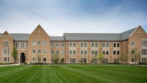 Irish eyes smiling: Notre Dame earns LEED honor