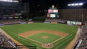 Orioles stadium hits environmental home run