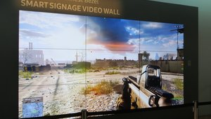 Digital signage in the spotlight at the NRF BIG Show