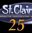 St. Clair marks 25th anniversary