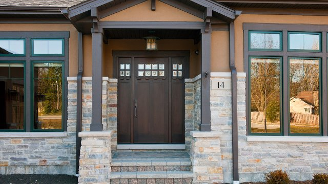Custom Exterior Doors Command Attention Video Proud Green Home