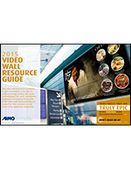 2015 Video Wall Resource Guide
