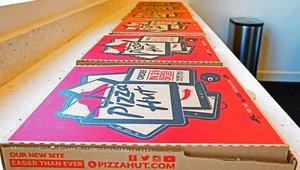 Pizza Hut's digital sales mix up 5 percent in the last quarter