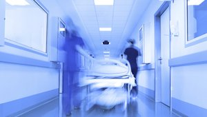 Prescribe digital signage to improve hospital morale