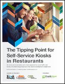 The Tipping Point for Self-Service Kiosks in Restaurants