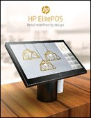 HP ElitePOS: Retail redefined by design