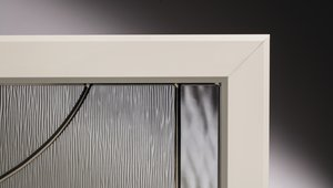Flat Profile Severe Weather Frame Appeals to Modern Design Styles