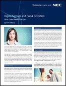 Digital Signage and Facial Detection