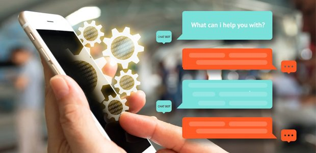 Using chatbots to launch delivery, keep customer connection
