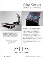 Elite Data Sheet