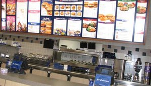 All of Culver's menu items are made to order, even for the drive-thru.