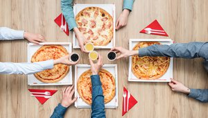 Commodities: Much joy in 'pizza-ville' as stock values soar
