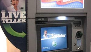 uGenius' Personal Teller System.