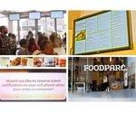 FoodParc: Pizza's digital signage prototype?
