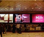 Digital signage meets up with social & mobile in Sin City