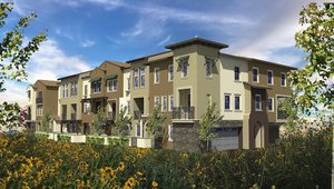 Luxury townhomes fuse design and technology