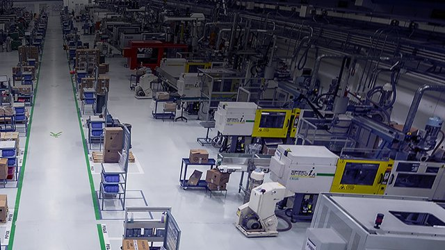 A manufacturer will improve efficiency 15% with a new energy management plan