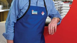 Domino's CEO David Brandon has been appearing in the company's commercials in recent months.