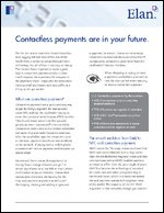 Contactless payments are in your future.