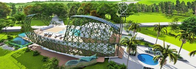 Smart home to harvest rainwater, solar energy in Caribbean