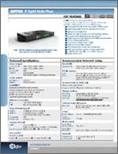 MP700 IP Digital Media Player
