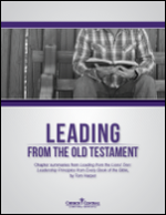 Leading from the Old Testament E-book