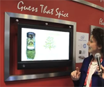 Intel's interactive display spices up the customer experience