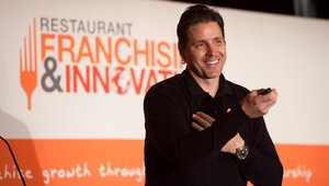 Which Wich founder tells Summit attendees: 'If you can't dazzle them with brilliance, BS them until you both believe it'