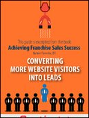 Converting More Website Visitors Into Leads