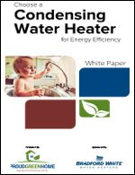 Choose a Condensing Water Heater for Energy Efficiency