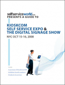 KioskCom 2008 Feature Exhibitor Guide