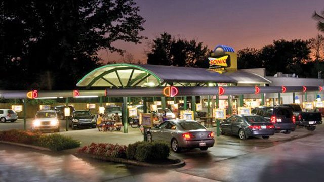 Sonic Food Resturant Store In