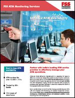 FSS ATM Monitoring Services